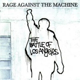 Rage Against The Machine - The Battle of Los Angeles (1CD)