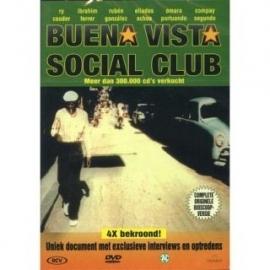 Buena Vista Social Club - Live  (1DVD)
