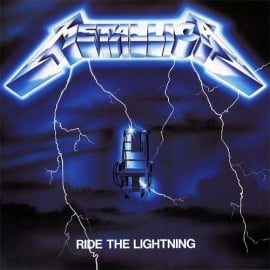 Metallica - Ride the Lightning (1CD)