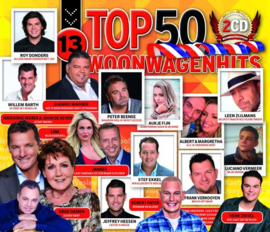 Various - Woonwagen Top 50 Deel 13 (2CD)