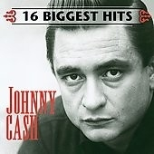 Johnny Cash - 16 Biggest hits  (1LP)