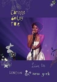 Corinne Bailey Rae - Live in London & New York  (1DVD+1CD)