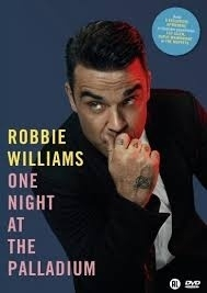 Robbie Williams - One Night at the Palladium (1DVD)