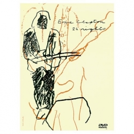 Eric Clapton - 24 nights  (1DVD)