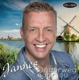 Jannes - Onderweg naar jou (1CD)