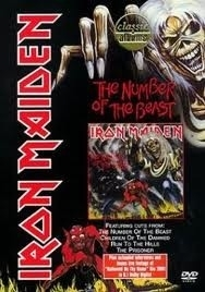 Iron Maiden - Number of the Beast   (1DVD)