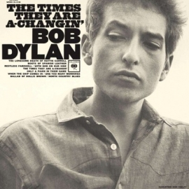 Bob Dylan - The Times They Are A Changin  (1LP)