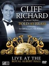 Cliff Richard - Bold As Brass  (1DVD)