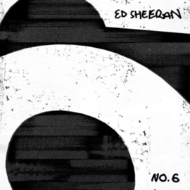 Ed Sheeran - No. 6 Collaborations Project (1CD)