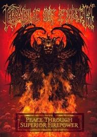 Cradle Of Filth - Peace Through Superior Firepower  (1DVD)
