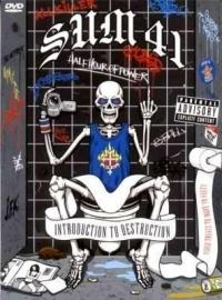 Sum 41 - Introduction to Destruction  (1DVD)