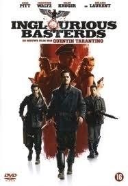 Movie - Inglourious Basterds  (1DVD)