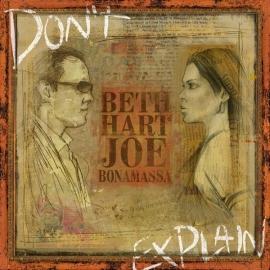 Beth Hart & Joe Bonamassa - Don`t Explain (1CD)