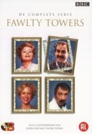 Tv Serie - Fawlty Towers  (3DVD)