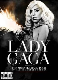 Lady Gaga - Lady Gaga Presents: The Monster Ball Tour  (1DVD)