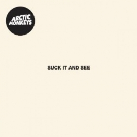 Arctic Monkeys - Suck It And See  (1CD)