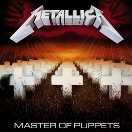 Metallica - Master of Puppets (1CD)