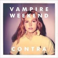 Vampire Weekend - Contra  (1CD)