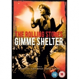 Rolling Stones - Gimme Shelter  (1DVD)