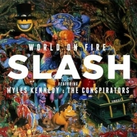 Slash - World On Fire (1CD)