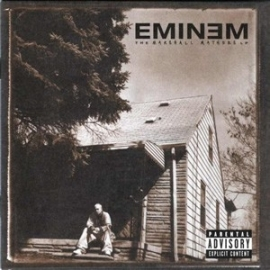 Eminem - The Marshall Mathers LP (1CD)