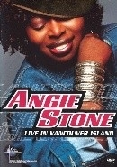 Angie Stone - Live in Vancouver  (1DVD)