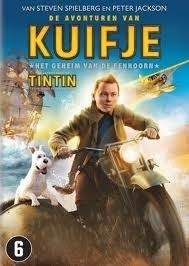 Movie - Kuifje, Het Geheim Van De Eenhoorn  (1DVD)