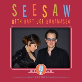 Beth Hart & Joe Bonamassa - Seesaw (1CD)