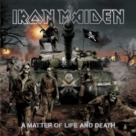 Iron Maiden - A Matter of Life and Death  (1CD)