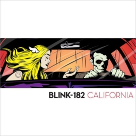 Blink 182 - California (1CD)