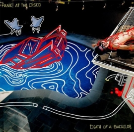 Panic at the DIsco - Death Of A Bachelor (1CD)