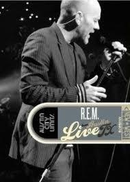 R.E.M. - Live from Ausin Texas  (1DVD)
