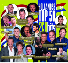 Various - Hollandse Hits Top 50 - Deel 2 (2CD)