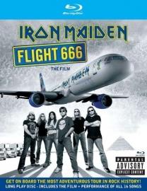 Iron Maiden - Flight 666  (2BLU-RAY)
