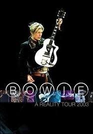 David Bowie - Reality Tour  (1DVD)