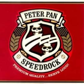 Peter Pan Speedrock - Premium Quality Serve Loud (1CD)