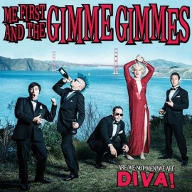 Me First and the Gimme Gimmes - Are We Not Men, We Are Dive (1CD)