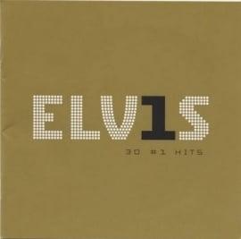 Elvis Presley - 30 #1`s  (1CD)