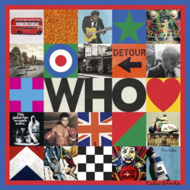 The Who - Who (1CD)