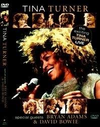 Tina Turner - Exciting Tina Turner Live  (1DVD)
