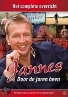 Jannes - Door de jaren heen (1DVD)