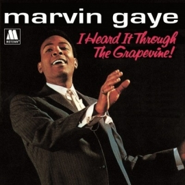 Marvin Gaye - I Heard It Through The Grapevine  (1LP)