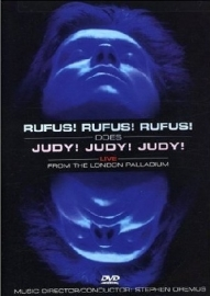 Rufus Wainwright - Rufus! Rufus! Rufus! Does Judy! Judy! Judy! Live  (1DVD)