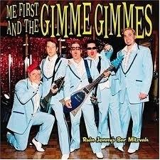 Me First & The Gimme Gimmes - Ruin Jonny`s Bar Mitzvah (1CD)