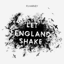 P.J. Harvey - Let England Shake  (1CD)
