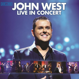 John West - Live in Concert (2CD+1DVD)