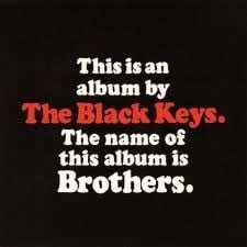 The Black Keys - Brothers (1CD)