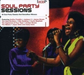 Various - Soul Party Sessions  (2CD)
