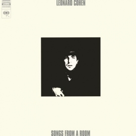 Leonard Cohen - Songs From a Room  (1LP)