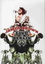 James Brown - Live In Berlin  (1DVD)